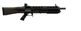 Fusil à pompe d'assaut