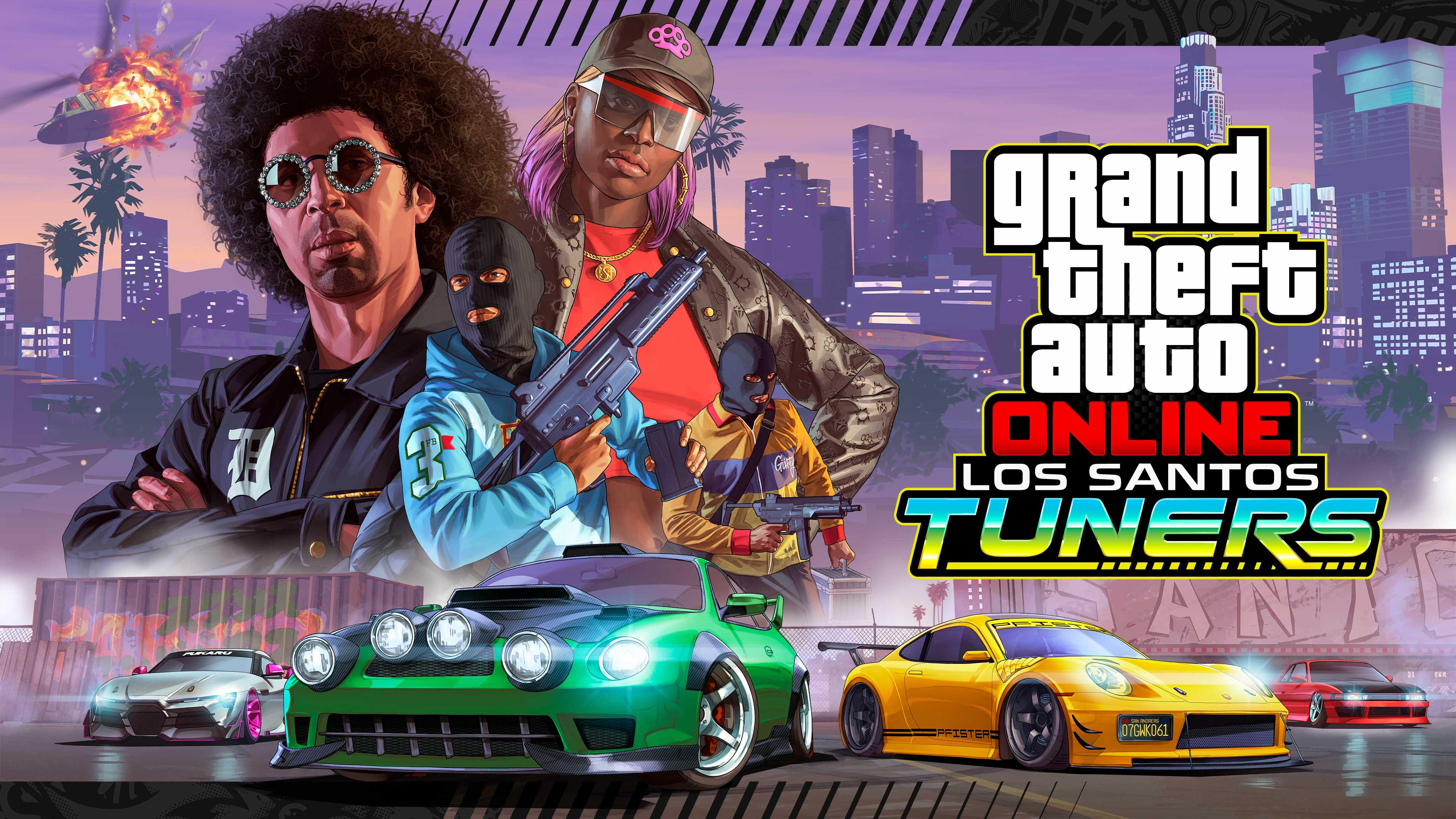GTA Online : Tuning à Los Santos #2