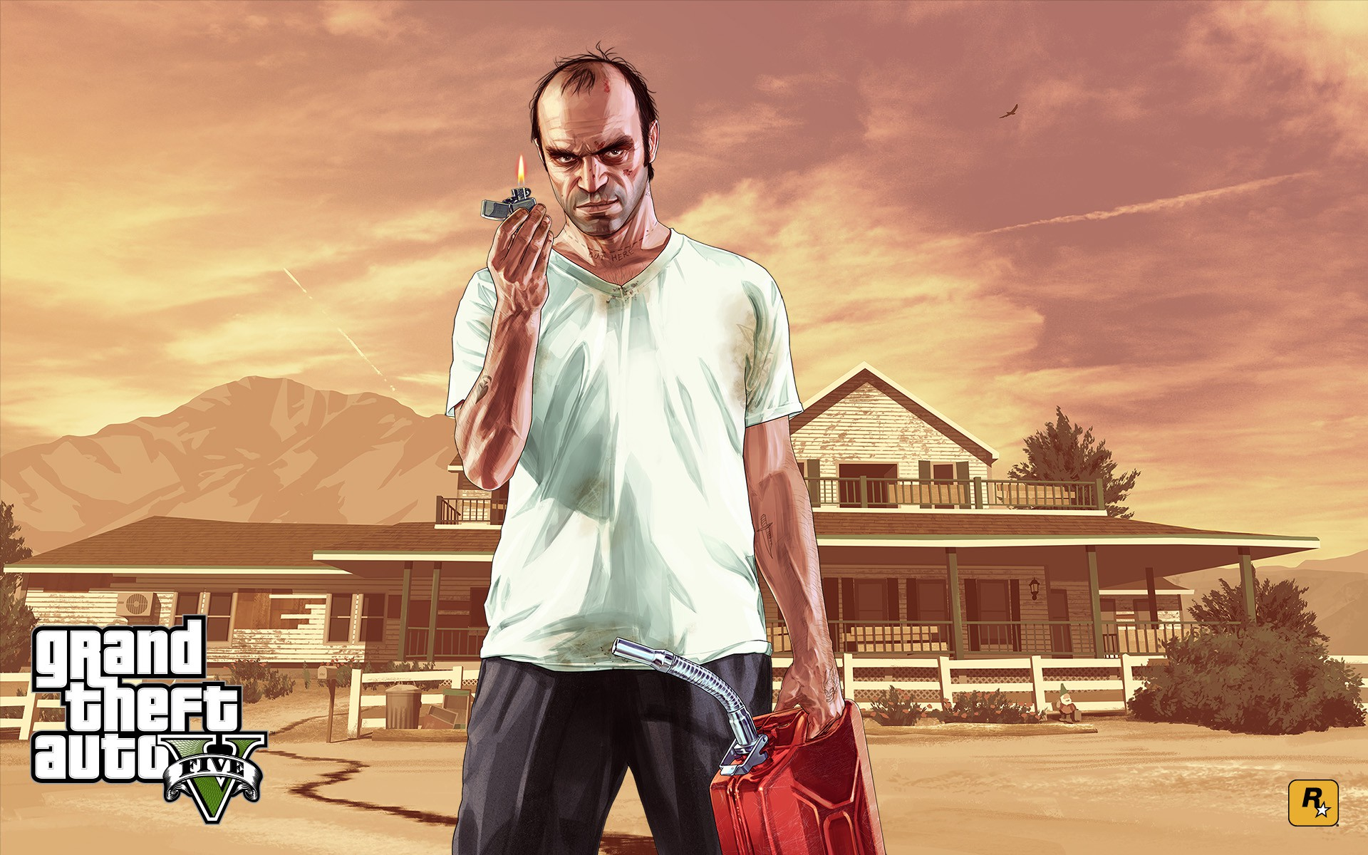 gta v artworks - gta v - gtaforums