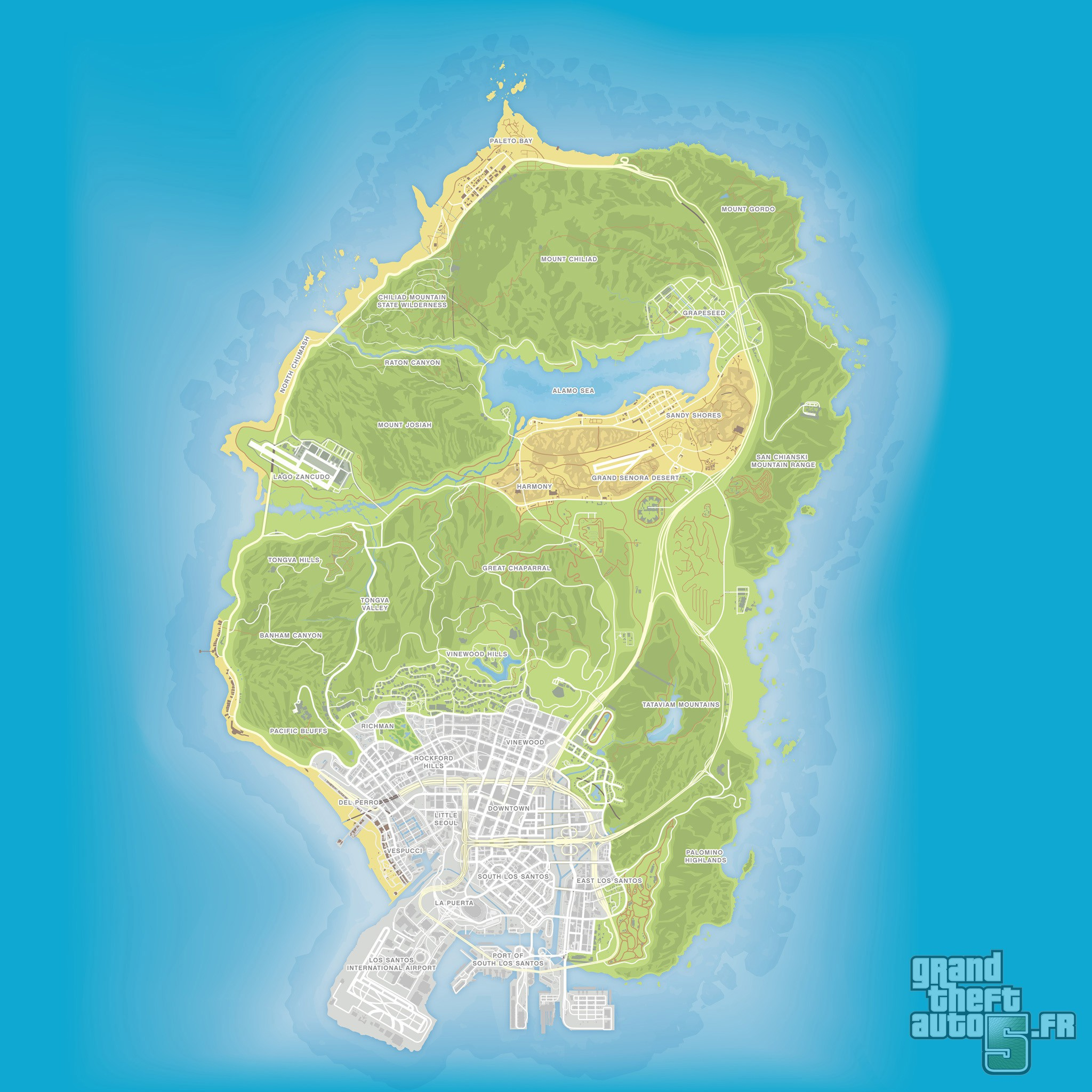 Gta 5 gta v les cartes for Pianificatore di base online