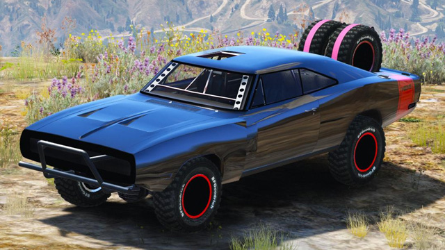 gta v pc t l chargez la dodge charger off road en exclusivit dans notre base de donn es. Black Bedroom Furniture Sets. Home Design Ideas