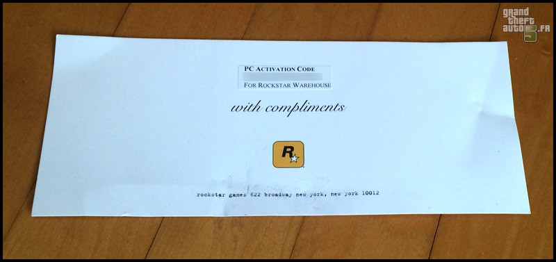 Gta v activation code pc
