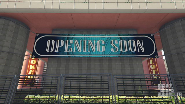 grand theft auto 5 casino opening soon