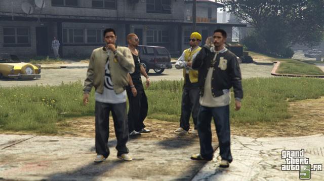 gta 5 all gangs locations