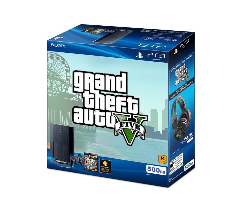 Gta 5 Playstation 3 : Gta un pack exclusif pour ps nouvelles images