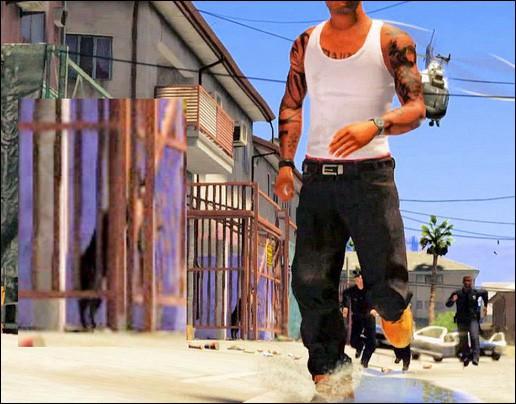 GTA V: Un deuxième chien aperçu dans le Trailer