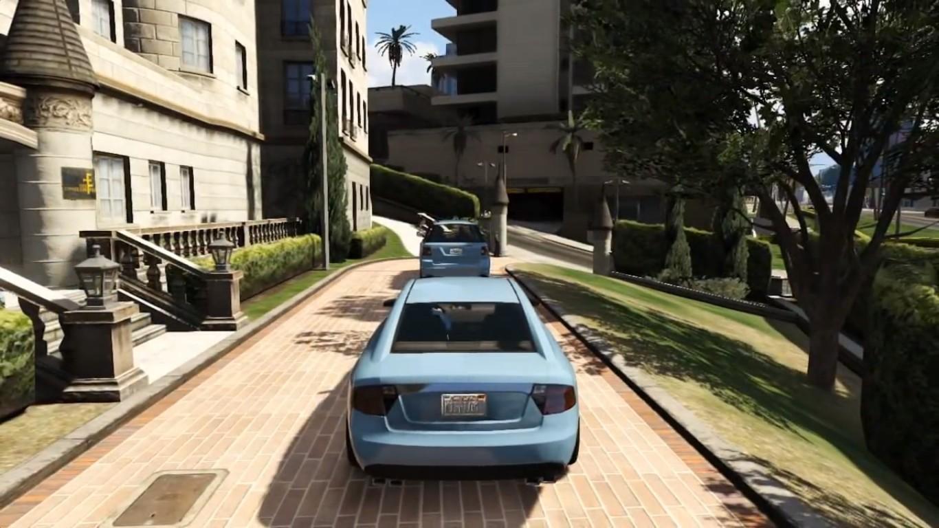 GTA 5 / GTA V : inconnus et détraqués