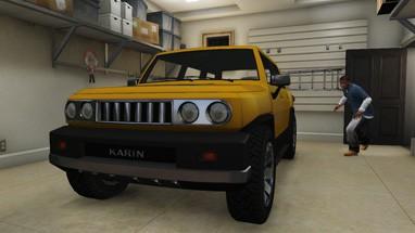 Gta 5 gta v soluce missions simeon yetarian for Garage recuperer voiture