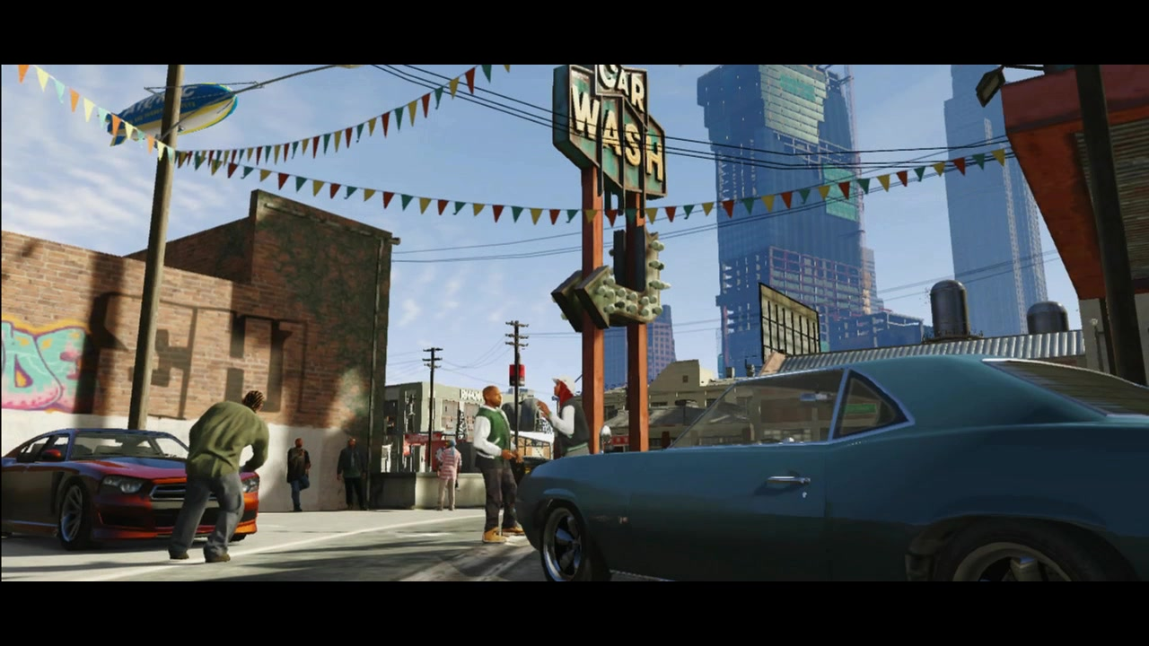 """I Know Nothing About That,"""" Michael Actor Says. the voice actor behind Grand Theft Auto V's Michael De Santa,. who play Franklin and ..."""