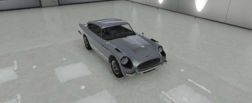 Les voitures anciennes version virtuelles