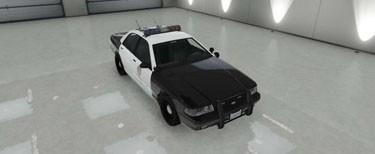Les véhicules du département Police-cruiser