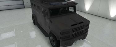 Les véhicules du département Police-riot
