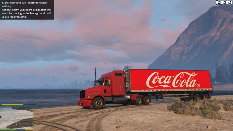 Heineken, Coca-Cola & Jack Daniel's Trailers for Trucks