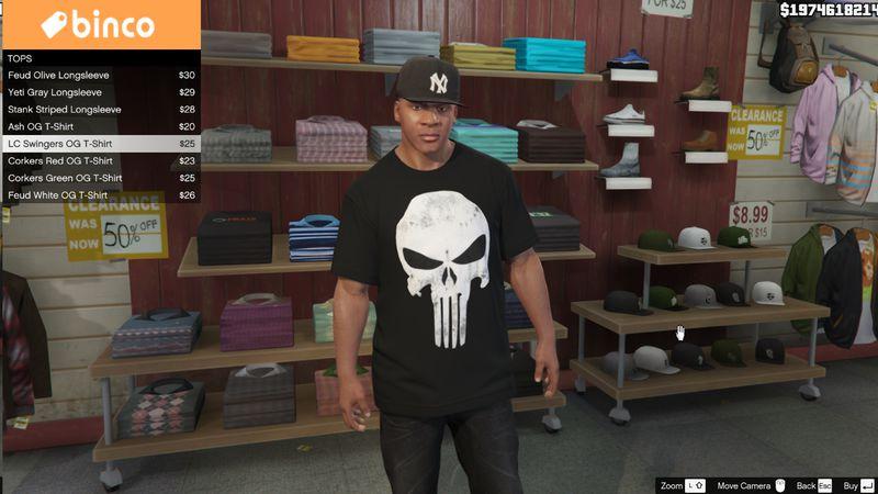 The Punisher Shirt