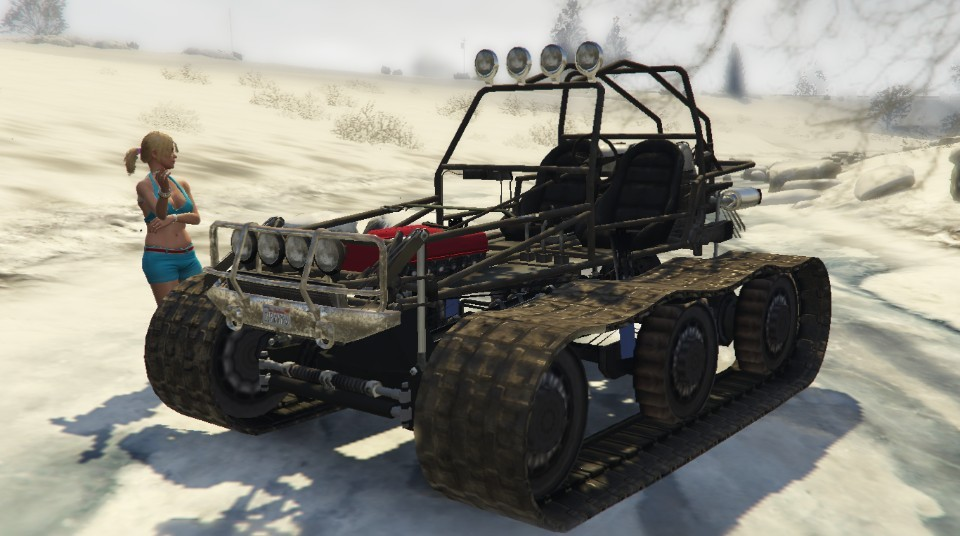 Mad Buggy