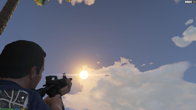 M4A1 Carbine (High Poly)