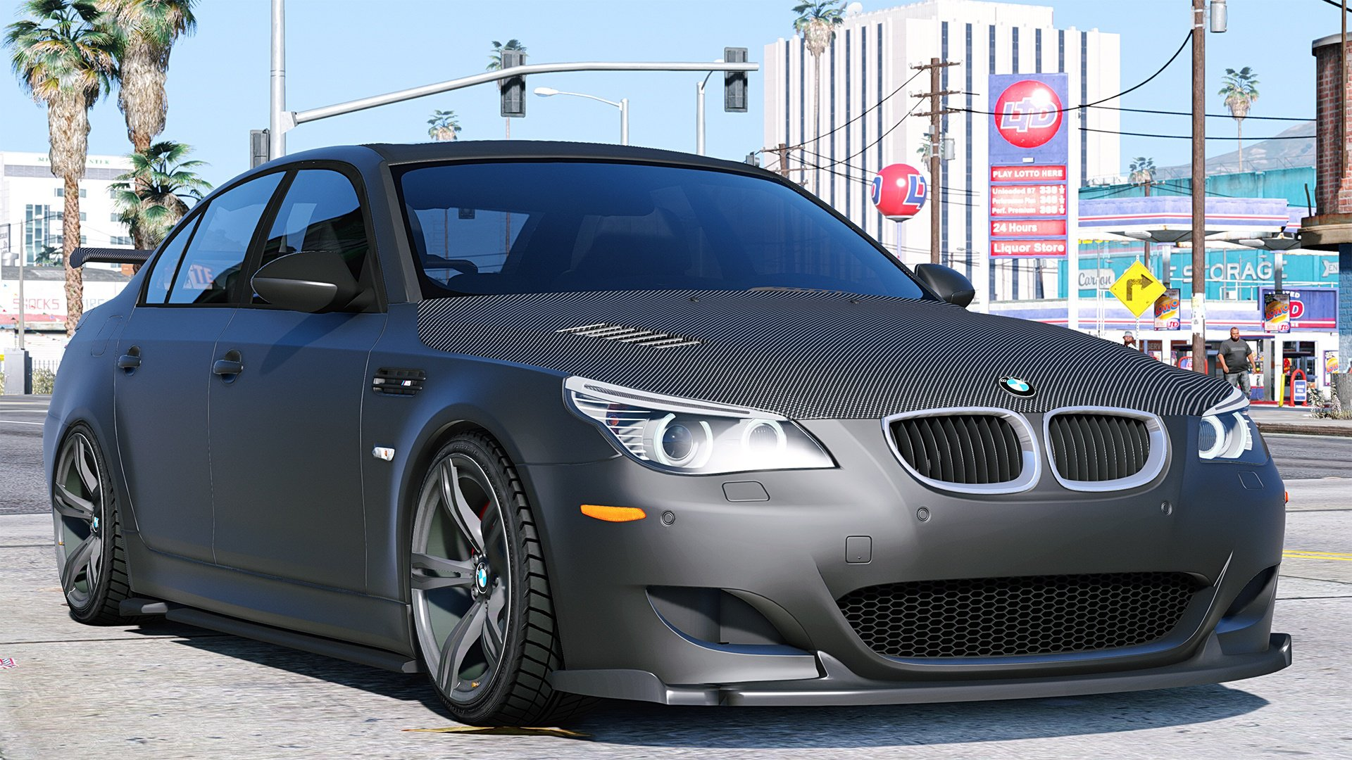 bmw m5 e60 v hicules t l chargements gta 5. Black Bedroom Furniture Sets. Home Design Ideas