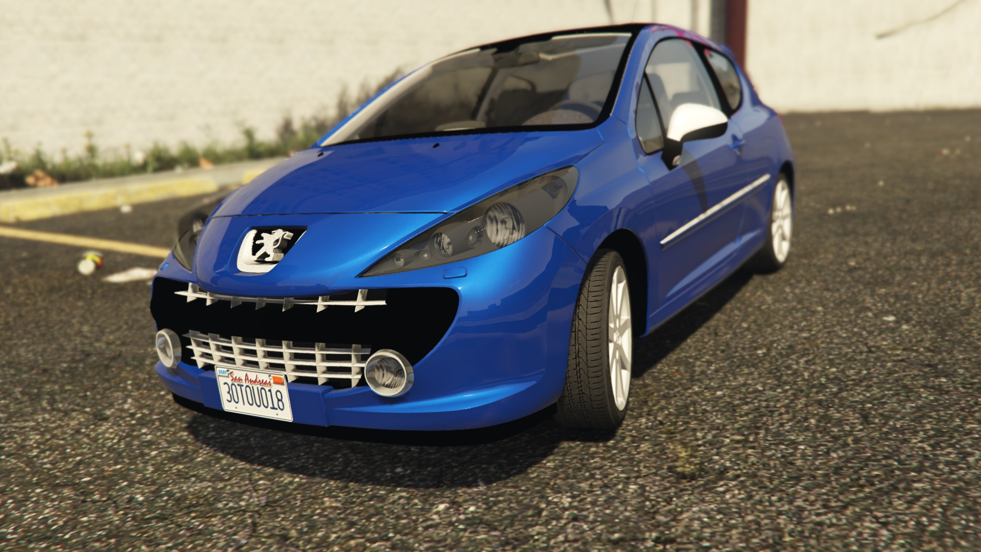 Peugeot 207 RC GTI