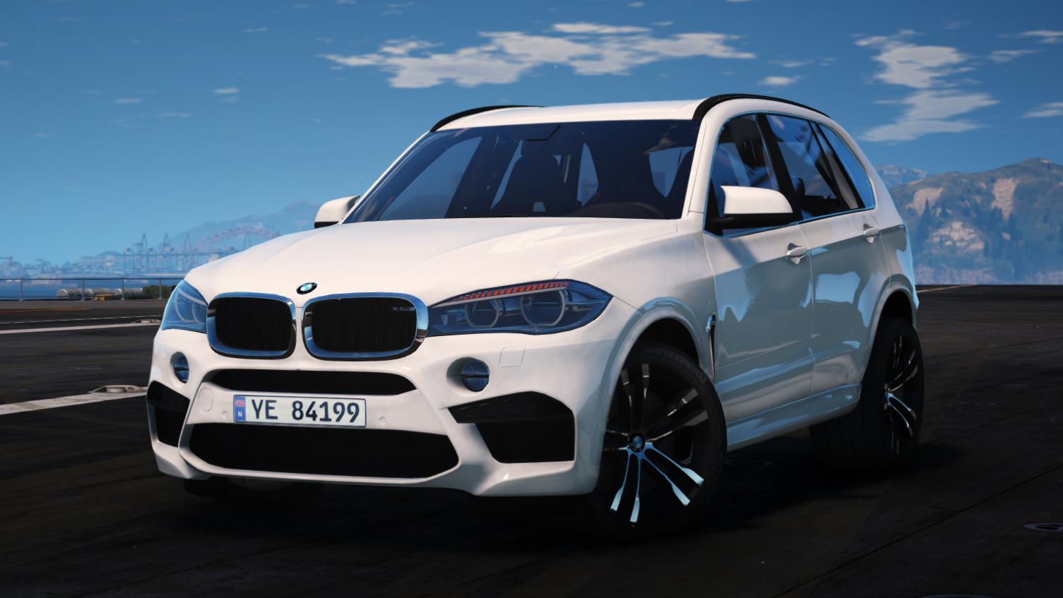 BMW X5M 2017