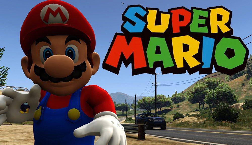 Super Mario & Bob-omb