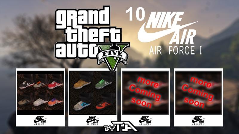 Nike Air Force One Pack