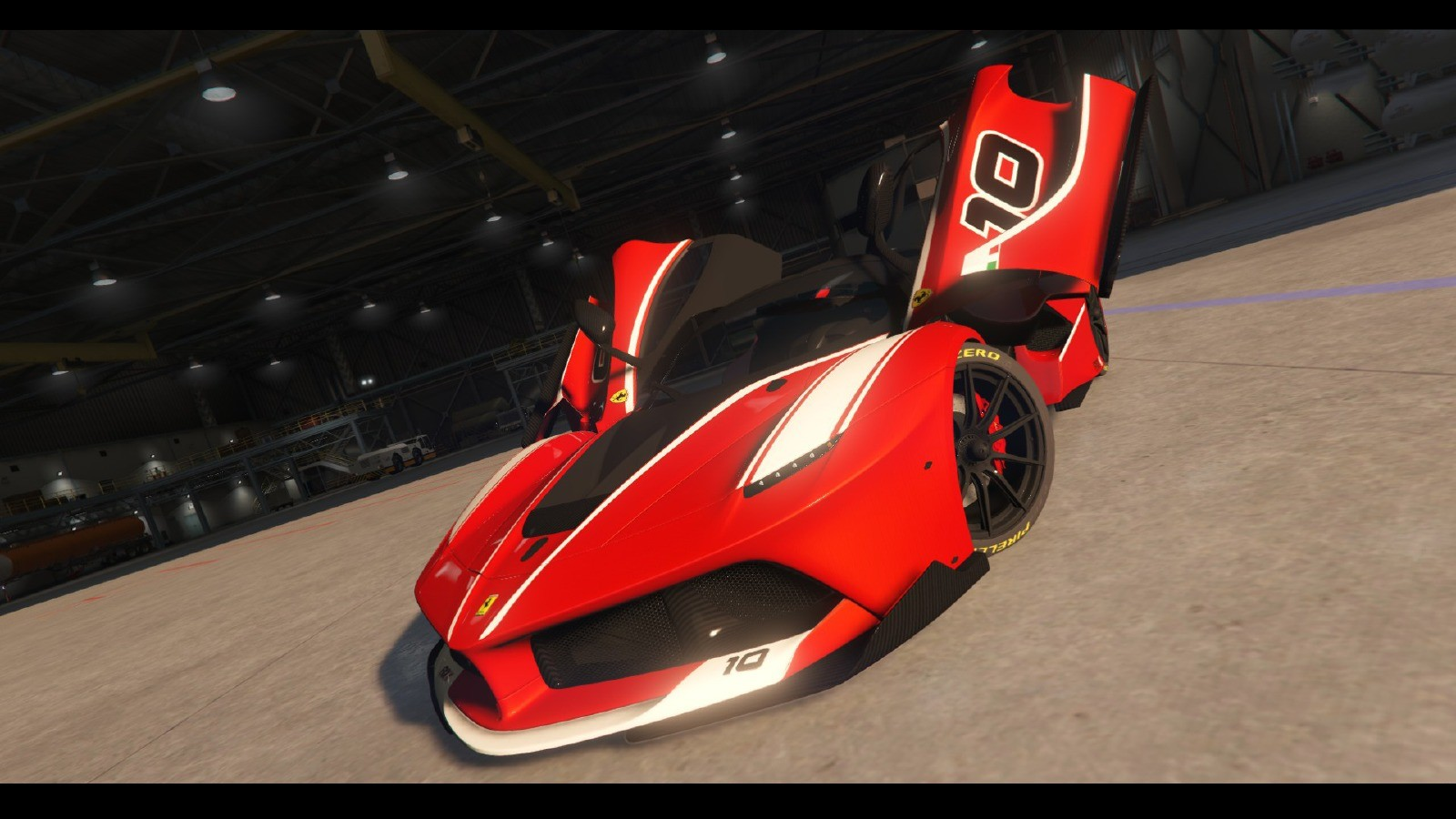 2015 Flavio Manzoni Ferrari FXX K
