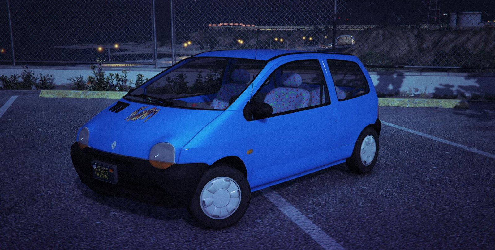 renault twingo v hicules t l chargements gta 5. Black Bedroom Furniture Sets. Home Design Ideas