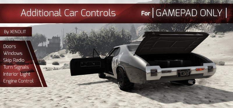 Additional Car Controls