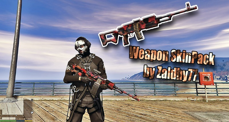Weapon SkinPack