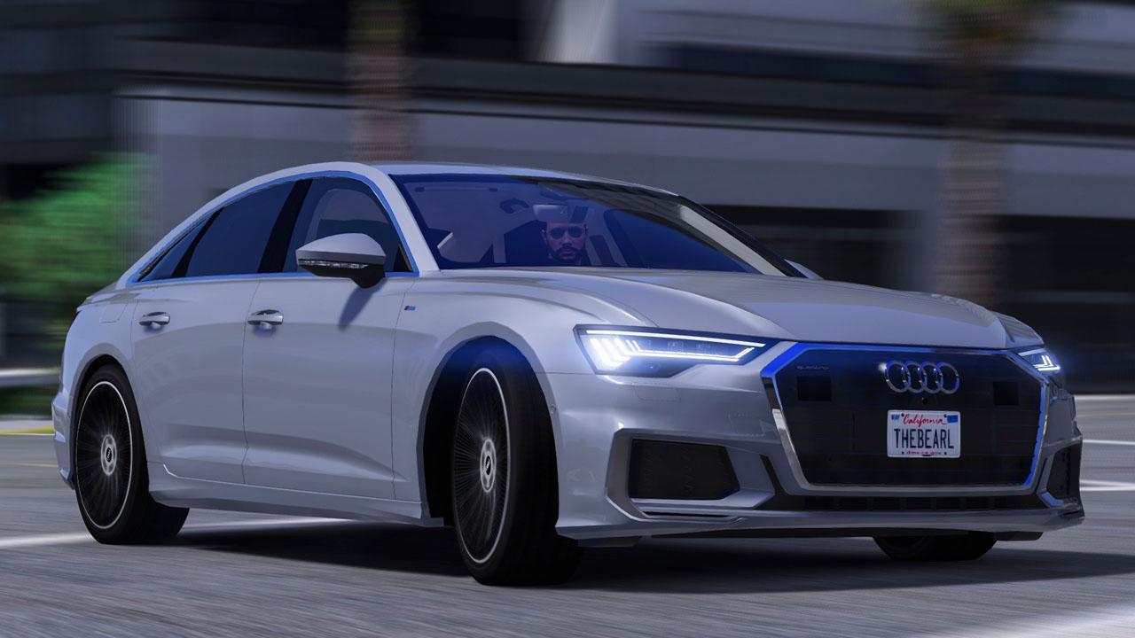 Audi A6 Sedan 55 TFSI Quattro S-Line 2019