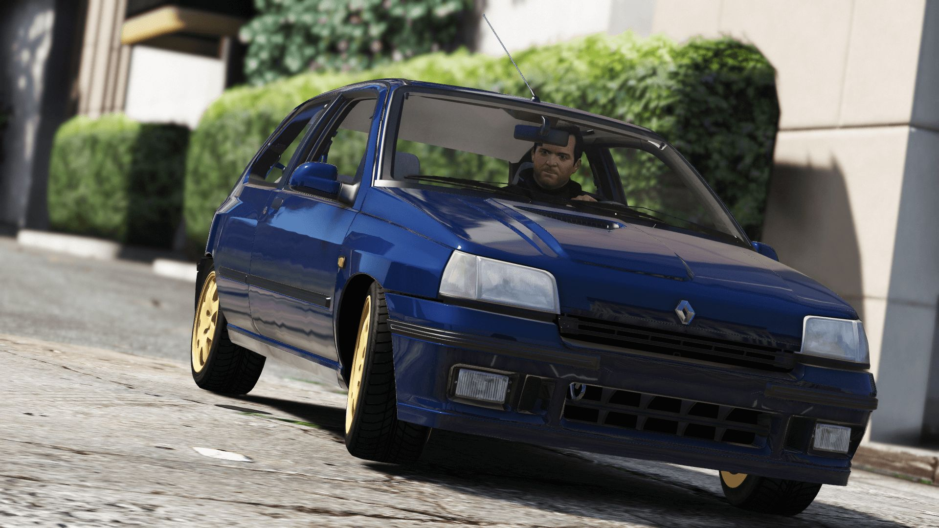 Renault Clio Williams 1 [X57] 1993