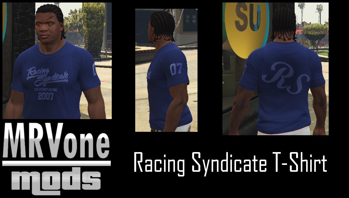 Racing Syndicate 2007 (T-Shirt)