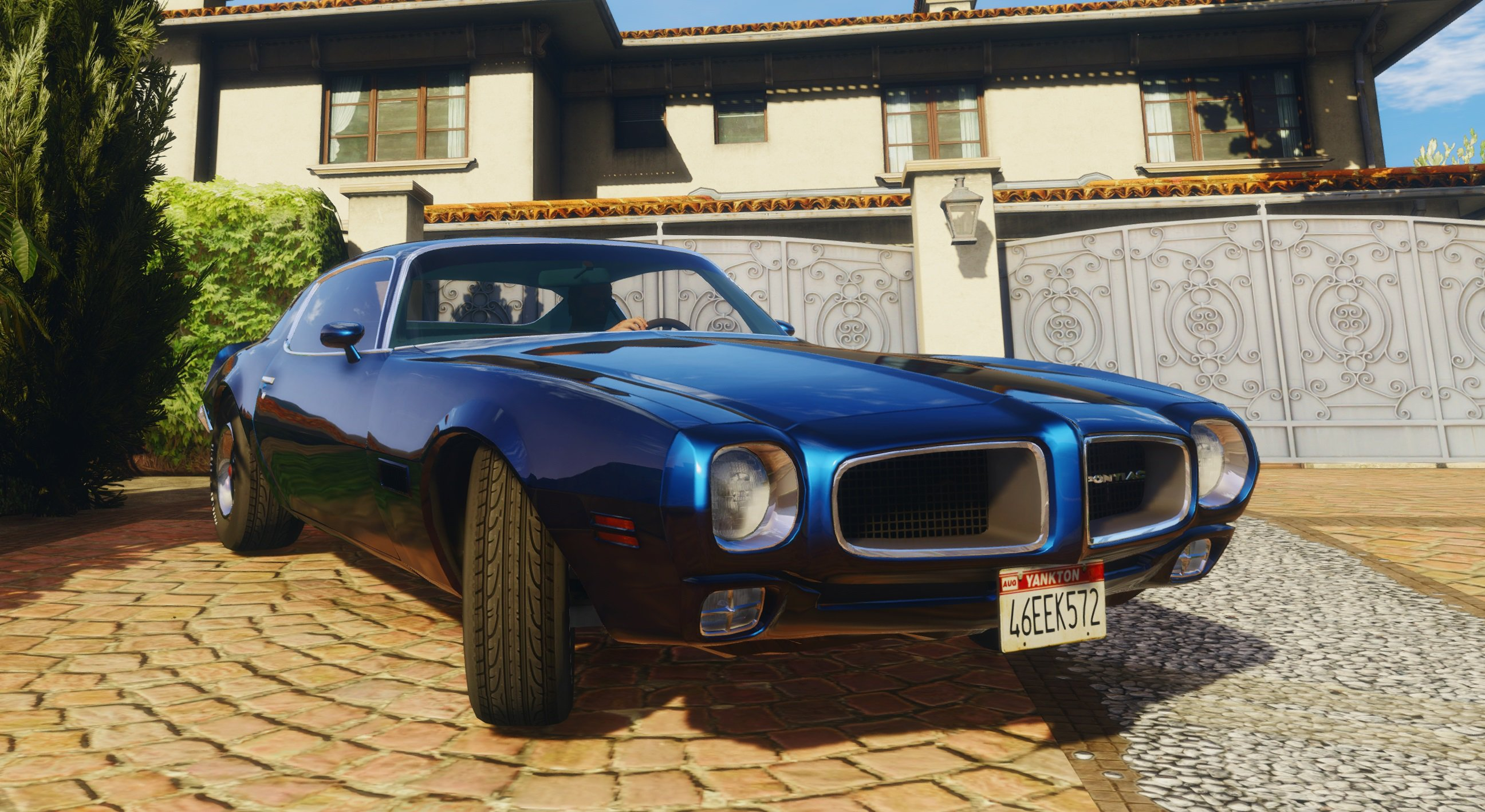 1970 pontiac firebird v hicules t l chargements gta 5. Black Bedroom Furniture Sets. Home Design Ideas