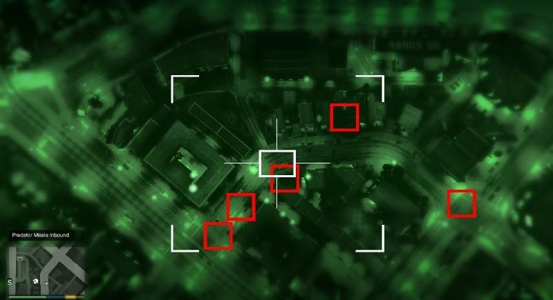 MW2 Predator Missile
