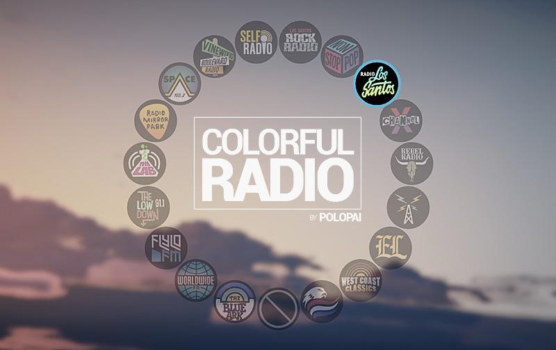 Colorful Radio