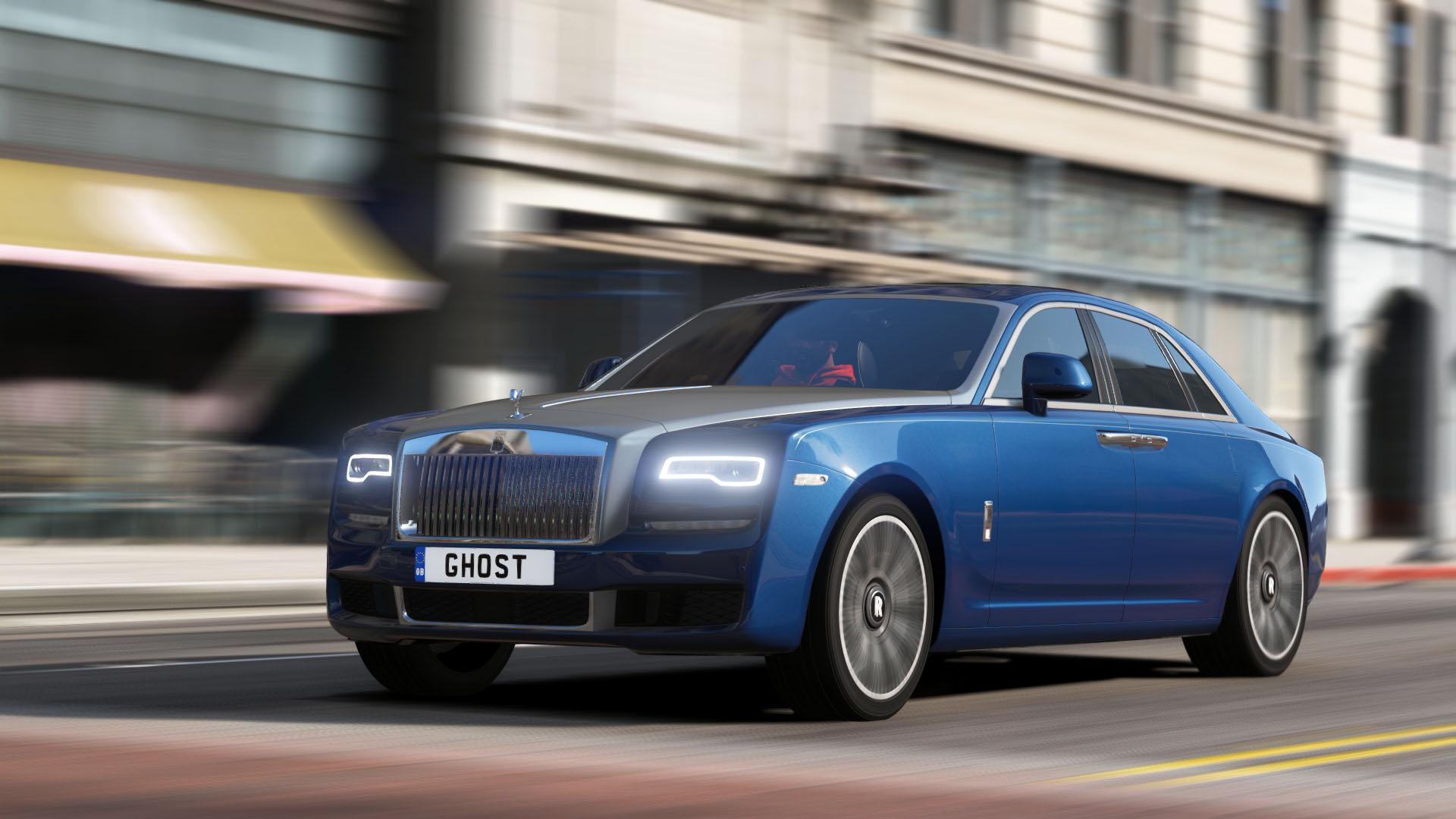 Rolls Royce Ghost SWB & EWB 2018