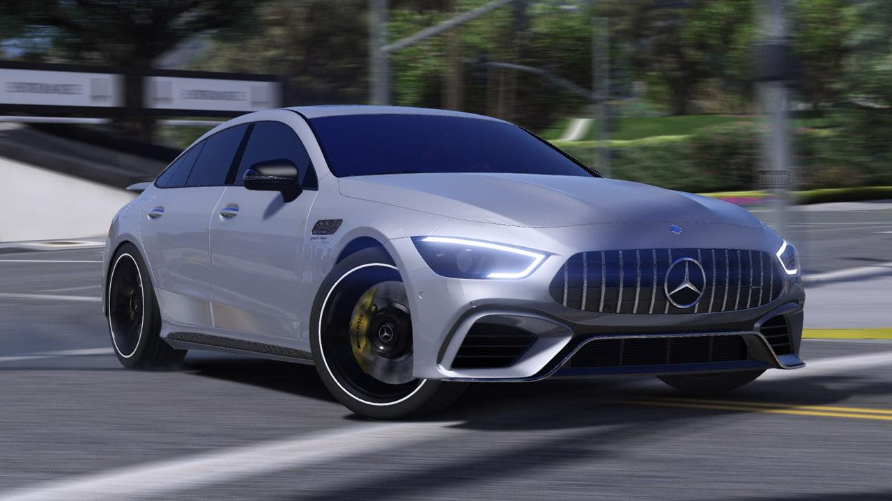 Mercedes-AMG GT63S 2019