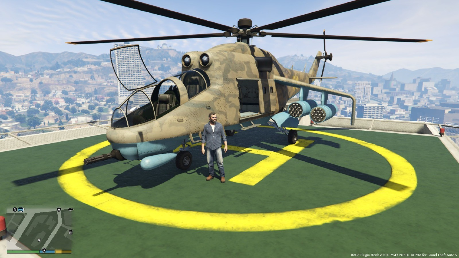 Elicottero Gta 5 : Gta military helicopter location imgkid the