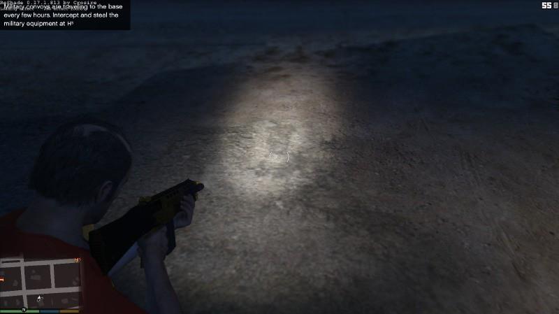 Clean Flashlight