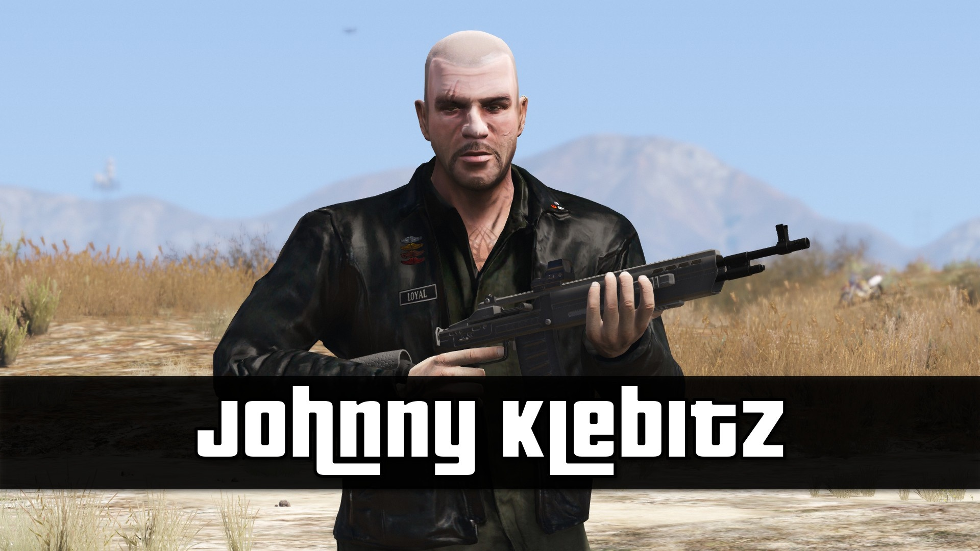 Johnny Klebitz
