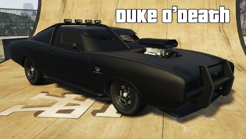 better duke o 39 death mods t l chargements gta 5. Black Bedroom Furniture Sets. Home Design Ideas