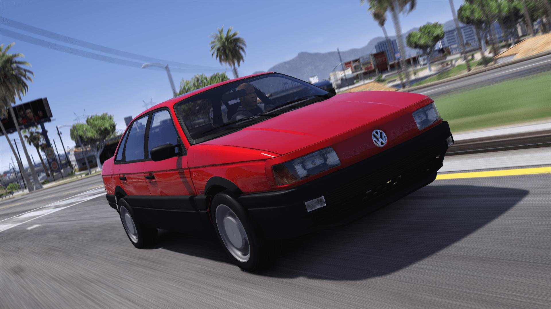 Volkswagen Passat GL B3