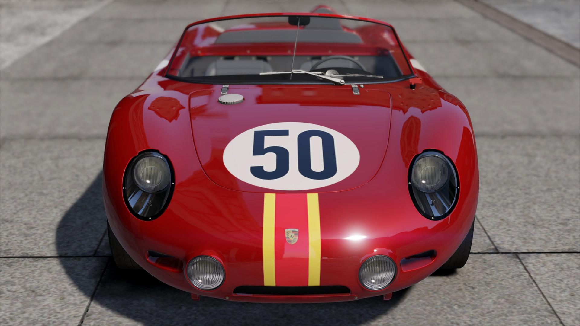 Porsche 718 RS 1960