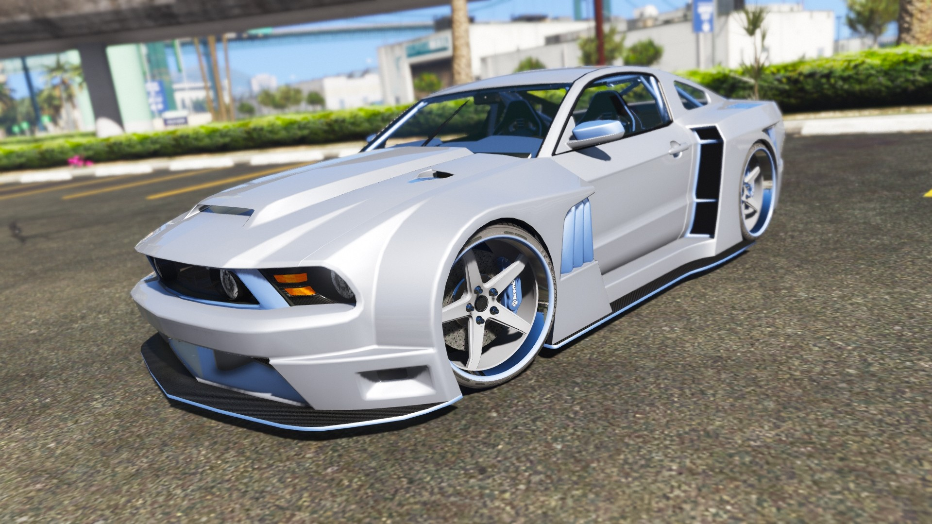 Ford Mustang GT Circuit Spec 2011