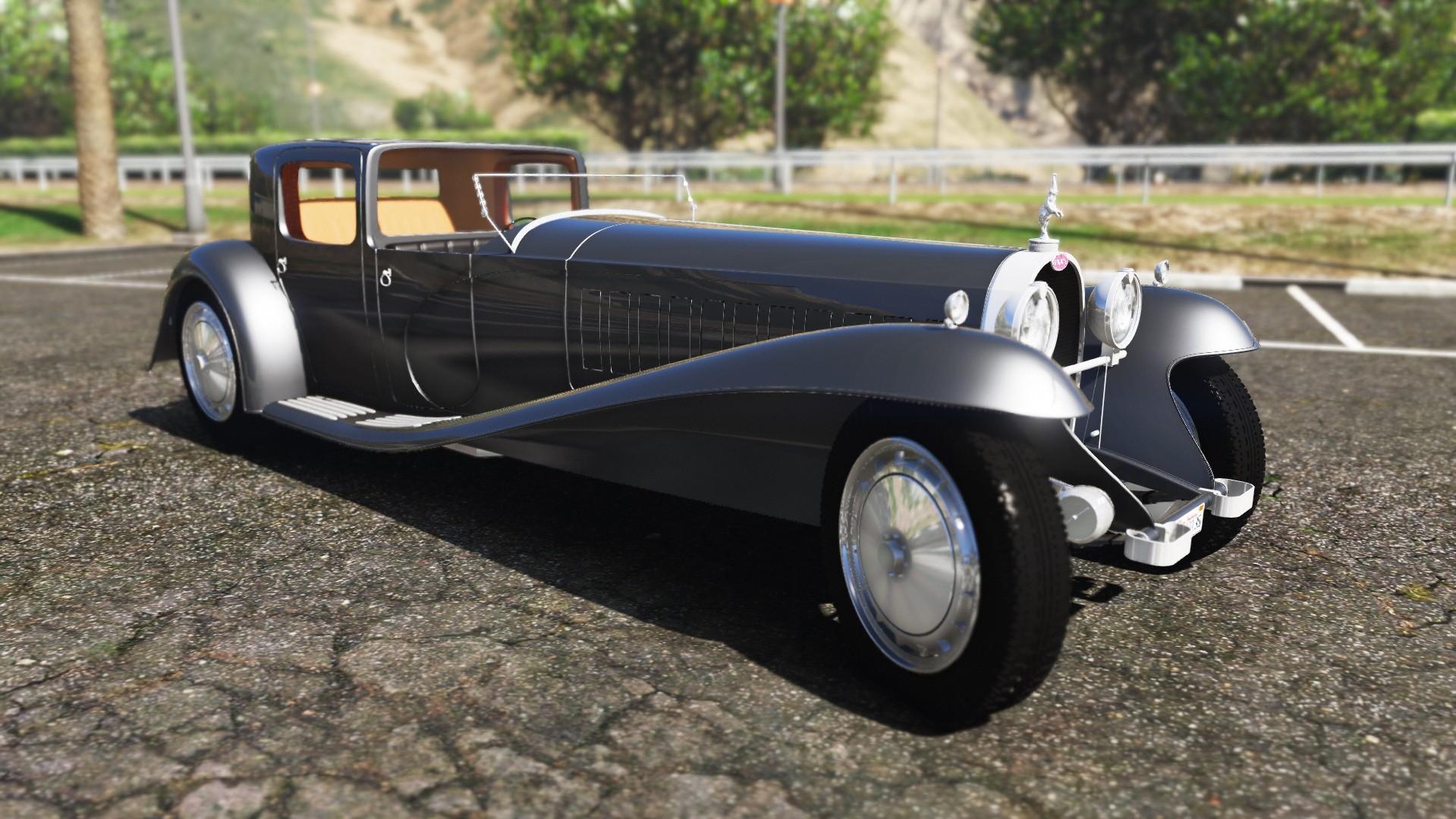 Bugatti Type 41 Royale 1927