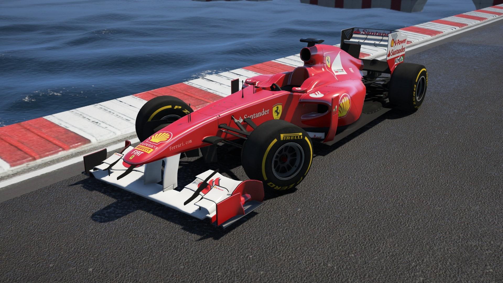Formula A F1 2011