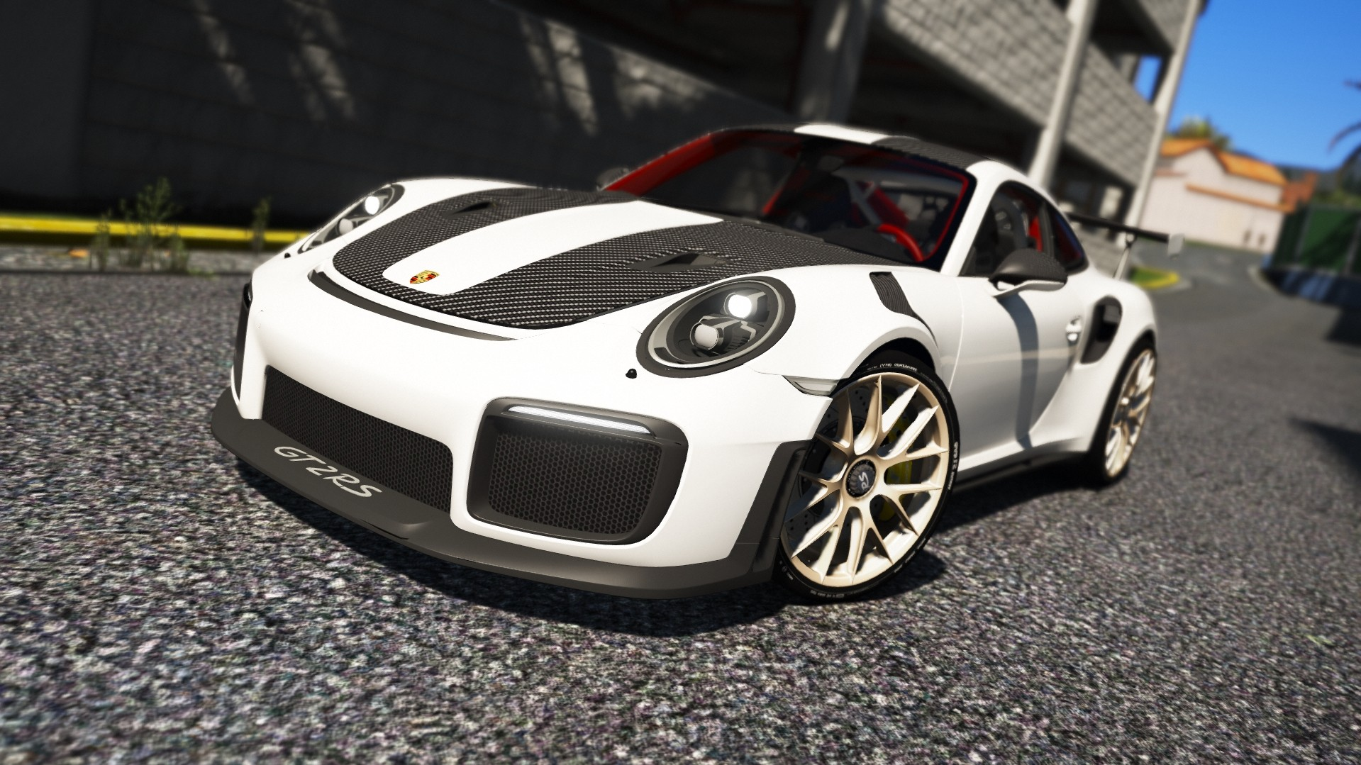 porsche 911 gt2 rs fm7 2018 v hicules t l chargements gta 5. Black Bedroom Furniture Sets. Home Design Ideas