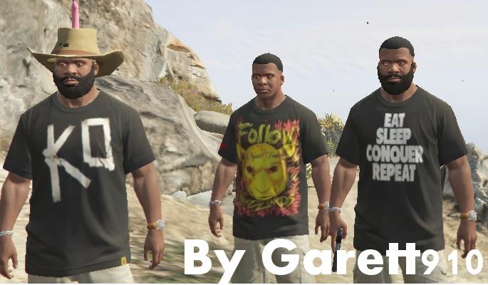 WWE T-Shirts (Heel Pack)