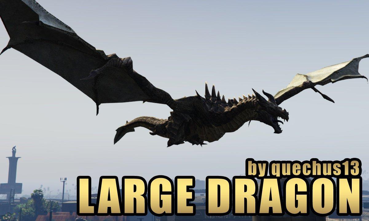 Large Dragon