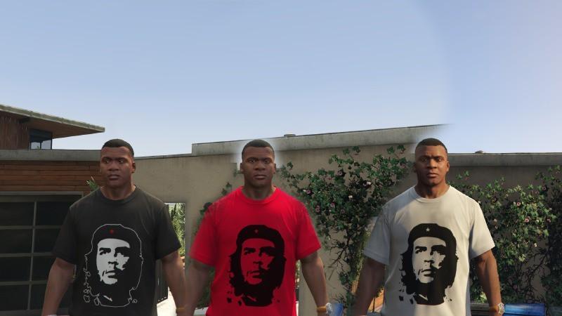 Che Guevara T-Shirt Pack